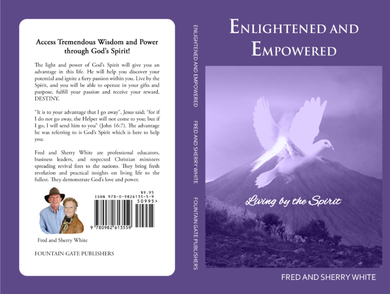 Enlightened and Empowered Cover
